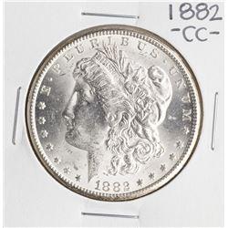 1882-CC $1 Morgan Silver Dollar Coin