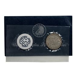 1881-O $1 Morgan Silver Dollar Coin with GSA Soft Pack and Envelope