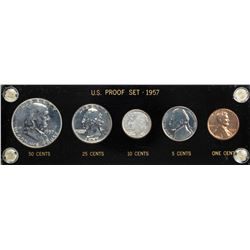1957 (5) Coin Proof Set