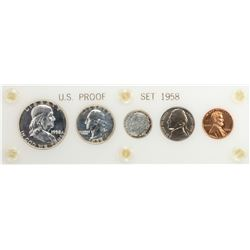 1958 (5) Coin Proof Set