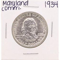 1934 Maryland Commemorative Half Dollar Coin