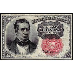 March 3, 1863 Fifth Issue Ten Cent Fractional Currency Note