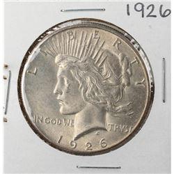1926 $1 Peace Silver Dollar Coin