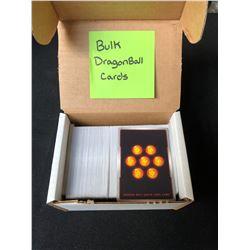 BULK LOT OF DRAGON BALL CARDS
