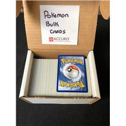 BULK LOT OF POKEMON CARDS