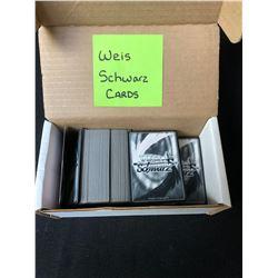 BULK LOT OF WEIS SCHWARZ CARDS
