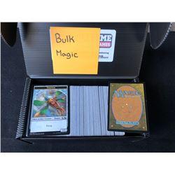 BULK LOT OF MAGIC THE GATHERING CARDS