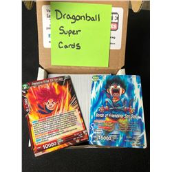 DRAGON BALL SUPER CARDS LOT