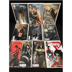THE DARKNESS BOOK LOT (IMAGE/ TOP COW COMICS)