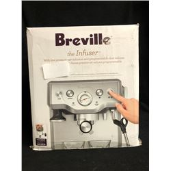 "BREVILLE ""THE INFUSER"" COFFEE MAKER"