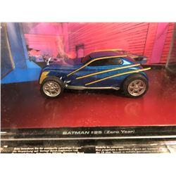 Batman Automobilia 1/43 Eaglemoss #25 Zero Year Die Cast Car
