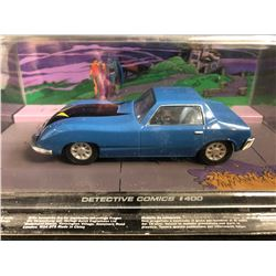 Batman Automobilia 1/43 Eaglemoss Detective Comics #400 Die Cast Car