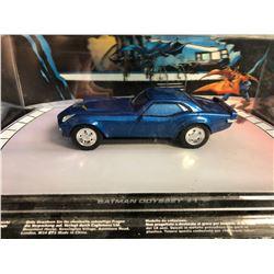 Batman Automobilia 1/43 Eaglemoss Batman Odyssey #1 Die Cast Car