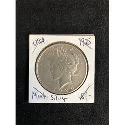 1925 U.S.A SILVER DOLLAR