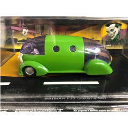 Batman #37 Jokermobile | Batman Automobilia Collection ...