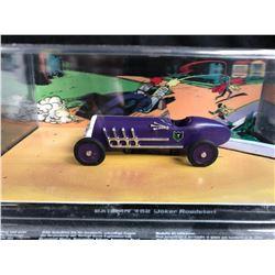 Eaglemoss Batman Automobilia: Batman #52 Joker Roadster