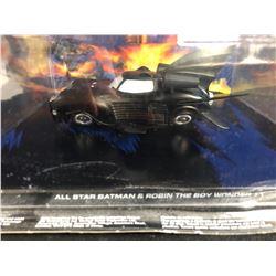 Eaglemoss Batman Automobilia #39 Batman and Robin the Boy Wonder 1:43 Scale
