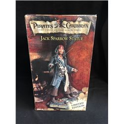 "LIMITED EDITION PIRATES OF THE CARIBBEAN ""THE CURSE OF THE BLACK PEARL"" JACK SPARROW STATUE"