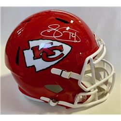 Sammy Watkins Signed Chiefs Football Helmet (Beckett COA)