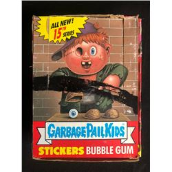 1988 Garbage Pail Kids 15th Series 48 Unopened Packs - BOX!