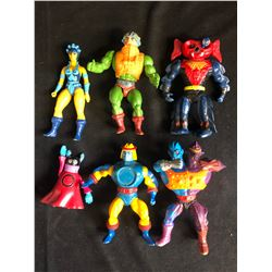 He-Man Masters Of The Universe Action Figures
