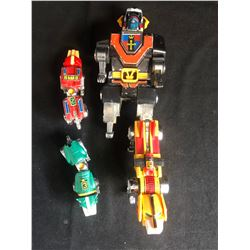 VOLTRON TOY LOT