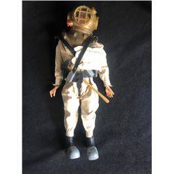 G.I JOE ACTION FIGURE (DEEP SEA DIVER)