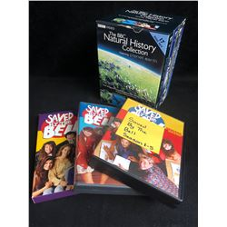 DVD LOT (SAVED BY THE BELL SEASON 1-5...)