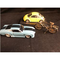COLLECTIBLE MODEL CAR LOT