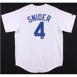 Duke Snider Signed Dodgers Jersey (PSA COA)