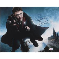"Daniel Radcliffe Signed ""Harry Potter"" 11x14 Photo (JSA COA)"