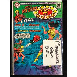 HOUSE OF MYSTERY #169 (DC COMICS)