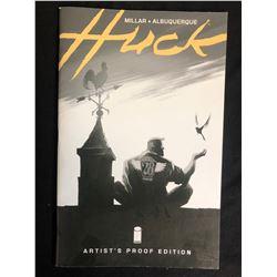 HUCK (ARTIST PROOF EDITION) MILLAR * ALBUQUERQUE