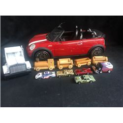 COLLECTIBLE MODEL/ TOY CAR LOT