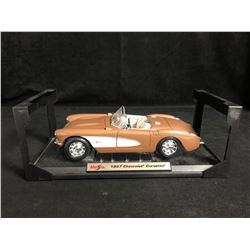 Maisto Special Edition 1957 Chevrolet Corvette Diecast Vehicle 1:43