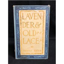 VINTAGE LAVENDER & OLD LACE BOOK (BY MYRTLE REED)