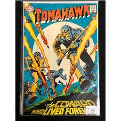 TOMAHAWK #120 (DC COMICS) 1969