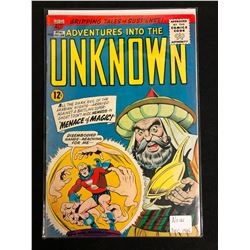 ADVENTURES INTO THE UNKNOWN #161 (ACG) 1965