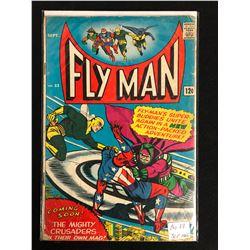 FLY MAN #33 (ARCHIE RADIO COMICS) 1965