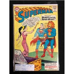 SUPERMAN #165 (DC COMICS) 1963