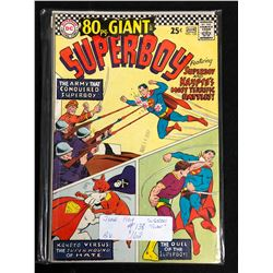 SUPERBOY GIANT #138 (DC COMICS) 1967