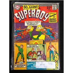 SUPERBOY GIANT #129 (DC COMICS) 1966