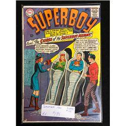 SUPERBOY #123 (DC COMICS) 1965