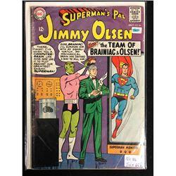 JIMMY OLSEN #86 (DC COMICS) 1965