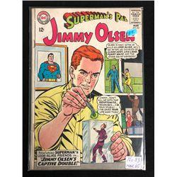 JIMMY OLSEN #83 (DC COMICS) 1965