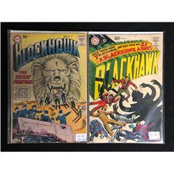 1950-60's DC COMICS BOOK LOT