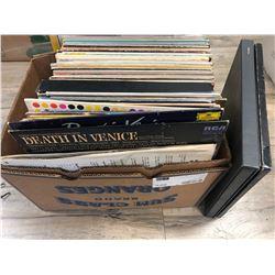 VINYL RECORD LOT (VARIOUS MUSIC)
