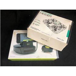 SWIVL ROBOTIC PHONE MOUNT/ EXPLORE HIDDEN VIDEO DRONE