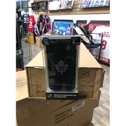 25 NHL PROTECTIVE iPHONE CASES (TORONTO MAPLE LEAFS) *COMPATIBLE W/ iPHONE P PLUS/ 6s PLUS*