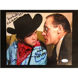 PARIS THEMMEN SIGNED 8 X 10 PHOTO (WILLY WONKA & THE CHOCOLATE FACTORY)